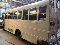 Shaw Hillbilly Bus