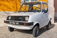 Entreposto Veículos Comerciais (Entreposto Auto) Sado 550 1982
