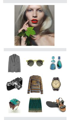 """""""Numero Uno by Camilla Akrans"""" by une-fille-cannellesque ❤ liked on Polyvore"""