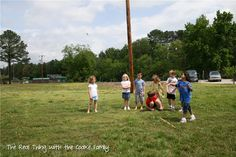 The Real Thing with the Coake Family: Olympics for Kids - A Lesson Plan (Part 2)