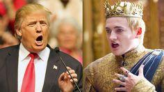 Definitive proof that Donald Trump is a Lannister http://ift.tt/1povtgB  A…