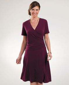 Magellan's Women's Essential Matte Jersey Travel Dress. http://todaydeals.me/viewdetail.php?asin=B007MCV16Q