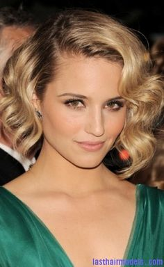 The Most Amazing As well as Stunning dianna agron short hair tutorial Pertaining to Provide glamour May 2017 admin Kurzhaar Frisuren 0 dianna agro. How To Curl Short Hair, Short Curls, Long Wavy Hair, Loose Curls, Curls Hair, Pin Curls, Pretty Hairstyles, Wedding Hairstyles, Short Formal Hairstyles