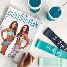 Best combo ever...Booty Bands & the TIU Plan!!!  PS~ Bands are back on MyToneItUp.com  #happyhumpday #Regram via @toneitup