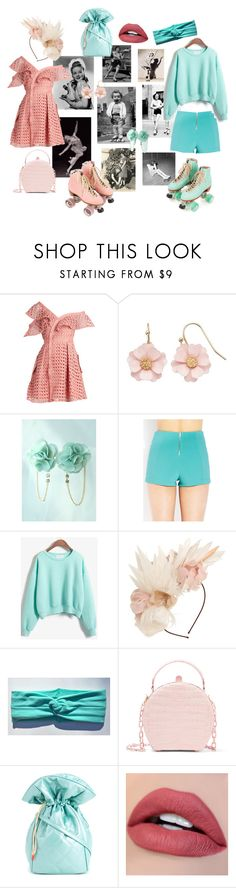 """rolles 03"" by huohu ❤ liked on Polyvore featuring Estro, Moxi, self-portrait, LC Lauren Conrad, Forever 21, WithChic, Nanà Firenze, Nancy Gonzalez and THEATRE PRODUCTS"