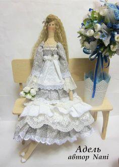 Бохо куклы: совместный пошив часть 2 - 12 Июня 2014 - Кукла Тильда. Всё о Тильде, выкройки, мастер-классы.