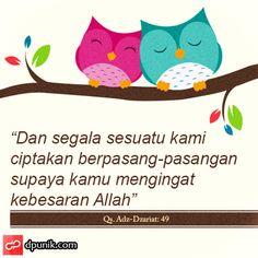 Kata Kata Mutiara Al Qur'an