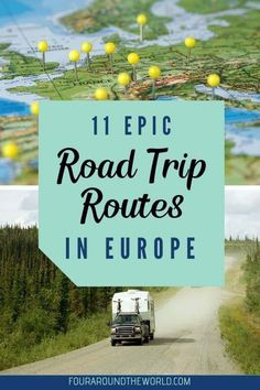 11 Best Road Trips In Europe To Take With Kids - these Road trip itineraries for Europe will take you through some of the most scenic areas and fun loaded routes. See historic Europe and have an adventure of a lifetime as a family Backpacking Europe, Road Trip Europe, Road Trip Destinations, Best European Road Trips, Europe Europe, Europe Packing, Central Europe, Eastern Europe, European Travel