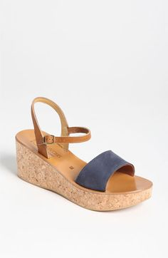 f02cc076bab K Jacques St. Tropez  Josy  Sandal available at  Nordstrom フラットサンダル