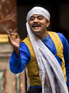 Twelfth Night   Company Theatre, Mumbai   Performed in Hindi  (c) Simon Annand