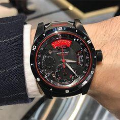 Chubster's choice Men's Watches - Watches for Men ! - Coup de cœur du Chubster Montre pour homme ! Montblanc TimeWalker