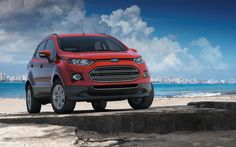 Ultra HD  Ford EcoSport 2013 07 1920×1200
