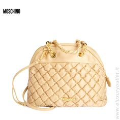 #Moschino #bag -60% su #eluxuryoutlet >> http://www.eluxuryoutlet.it/it/donna/accessori/borse/borsa-moschino-6.html