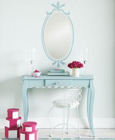 Renovar a decoração:Pintar os móveis?!