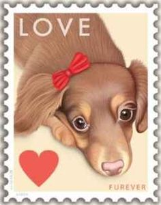 We love our pets, and now we can express that love to others by using pet postage stamps. There's a huge selection of real USPS postage stamps...