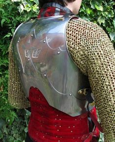 Classical Cuirass back view