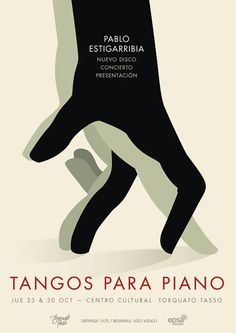 Max Rompo, Tangos para piano, 2014 | book jacket design. book cover design. publications design. books. graphic design. visual communications. illustration. concept.