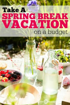 Who doesn't love taking a spring break vacation? Even if you're not in school anymore, they can be awesome! They can be pricey, but here are some ways to reduce your costs, but still have a vacation to remember! Cancun anyone?