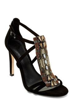 Roselle Embellished Sandal by Vince Camuto on @nordstrom_rack