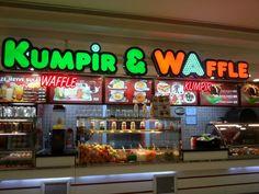 Kumpir & Waffle
