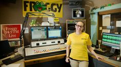 Communication studies students can focus on public relations, radio and television, or speech.