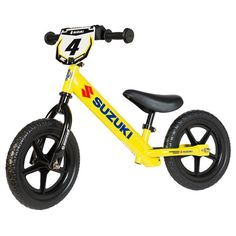 c71120d86d0 11 Best Yellow Balance Bikes images in 2018 | Balance bike, Baby ...