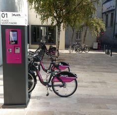 Se déplacer facilement et à faible coût en vélo pour visiter Dijon.