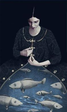 ♨ Intriguing Images ♨ unusual art photographs, paintings illustrations - Daria Petrilli