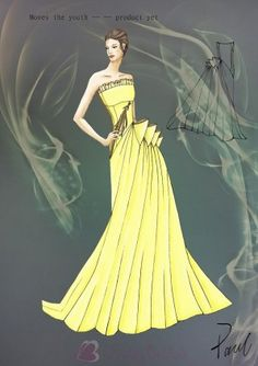 New Design-Attractive Elegant Stretch Satin Party Dress P3282  $269.99