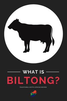 """Biltong is a South African cured meat made from a cut of beef called """"beef silverside"""". Traditional Spices are mixed with the beef silverside consisting of salt, pepper, coarsely ground coriander, and red wine vinegar. Biltong, Ground Coriander, South African Recipes, Good People, Vinegar, Red Wine, Spices, Salt, Beef"""