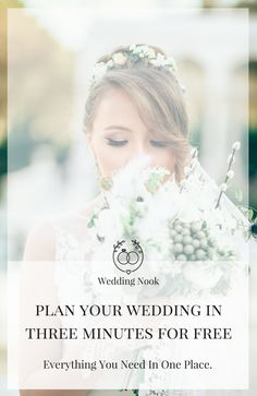 Find Vendors for your wedding with Wedding Nook on wwwweddingnook