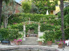 Giardino Barocco Buggiano Castello Tuscany Italy 2011