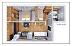 400 sq ft apartment floor plan에 대한 이미지 검색결과