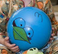 Angry Birds Balloon decorations