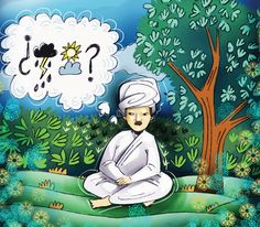 Paulo Coelho: Un cuento sufí. / Ilustración: Vanessa Balleza