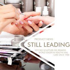 Bio Sculpture Gel is the original gel nail system - leader in healthy nail care Bio Sculpture Nails, Nail Salon Decor, Nail Room, Healthy Nails, Mani Pedi, Nail Tech, Nail Care, Fun Nails, Nail Designs