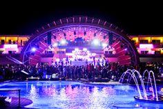 Ibizan kuumin klubihotelli! Ushuaia Ibiza Beach Hotel on oikea valinta silloin, kun haluat maailman suosituimpien dj:den soittavan hotellillasi. www.finnmatkat.fi #ibiza #party #club #ushuaia