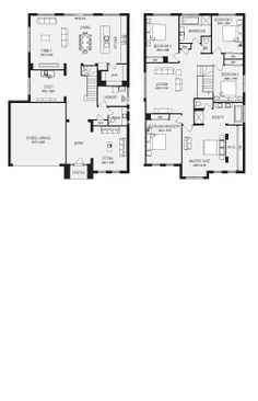 Phoenix, New Home Floor Plans, Interactive House Plans - Metricon Homes - Sydney, NSW