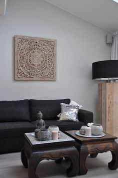 1000 images about simply pure houtsnijwerk houten wandpanelen on pinterest whitewash met - Eigentijdse woonkamer deco ...
