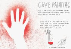 Let's Make Some Great Art - Cave painting
