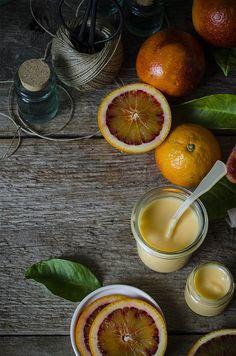 Sabores y Momentos | Crema de naranja sanguina {Blood orange curd} | http://saboresymomentos.es