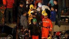 SOMA'DA MADEN FACİASI: 157 ÖLÜ  