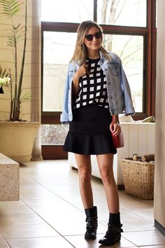 Batalha de looks: Fashion versus Casual