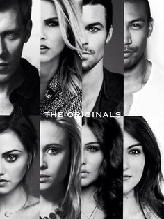 The Originals ♥ So want to see this! Love TVD!