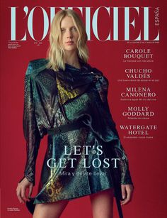 Annely Bouma by Ohnur for L'Officiel Spain May 2017