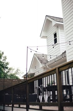 30 Ideas on How to hang Patio Lights Hanging Patio Lights, String Lights Outdoor, Lights On Deck, How To Hang Patio Lights, Outdoor Deck Lighting, Outdoor Decor, Rustic Outdoor, Deck Lighting Ideas Diy, Outdoor Pergola