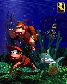 14 Best Donkey Kong 64 Images Donkey Kong 64 Donkey Kong Country