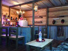 Rustic Barn/Bar Man Cave, Rustic Barn/Bar Feel!!! I