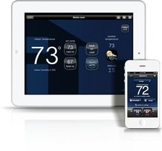 icomfort WiFi Thermostat | Wireless Thermostat from Lennox Residential