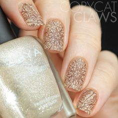 UberChic Beauty Collection 8 Stamping
